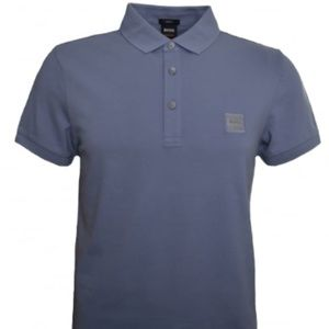 NWT Hugo Boss Passenger Gray Polo Shirt